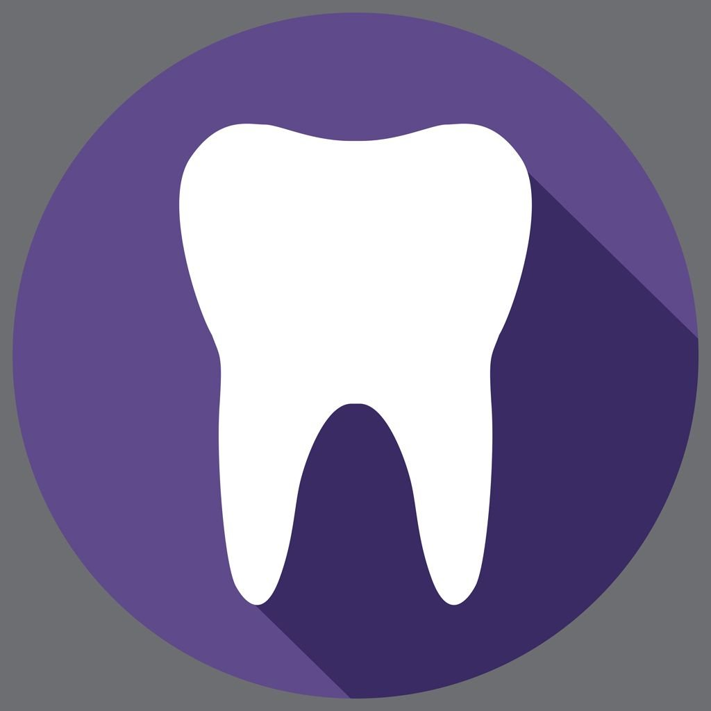 PayDent Tooth Gray Background